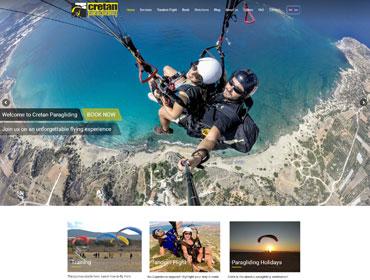 Cretan-Paragliding