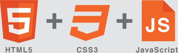 HTML5, CSS, JS